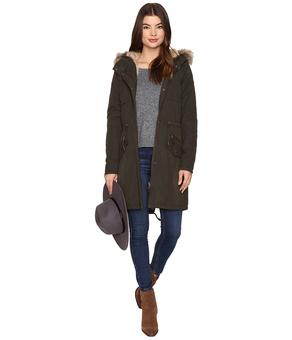 ONLY - Evening Parka Jacket (Peat) Women's Coat