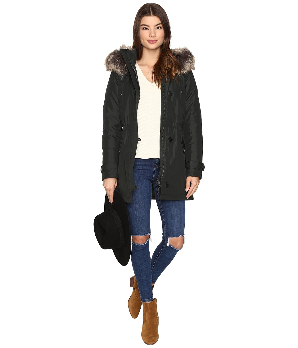 ONLY - Iris Parka (Jet Set) Women's Coat