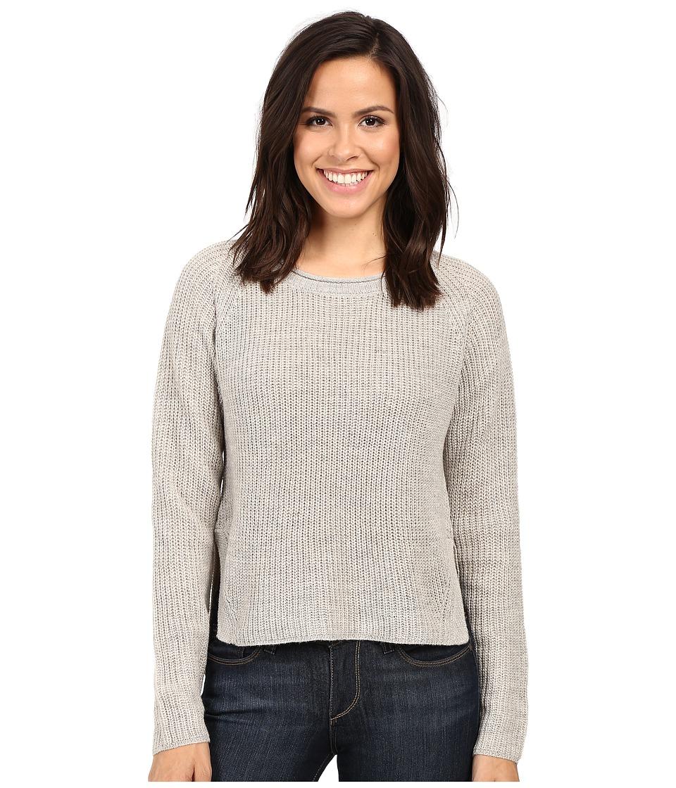 ONLY - Denver Short Pullover (Whitecap Gray) Women's Clothing