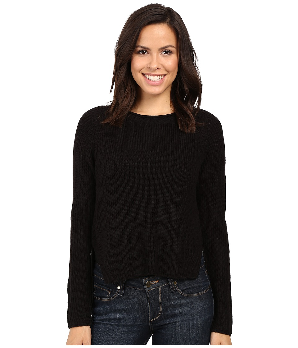 ONLY - Denver Short Pullover (Black) Women's Clothing