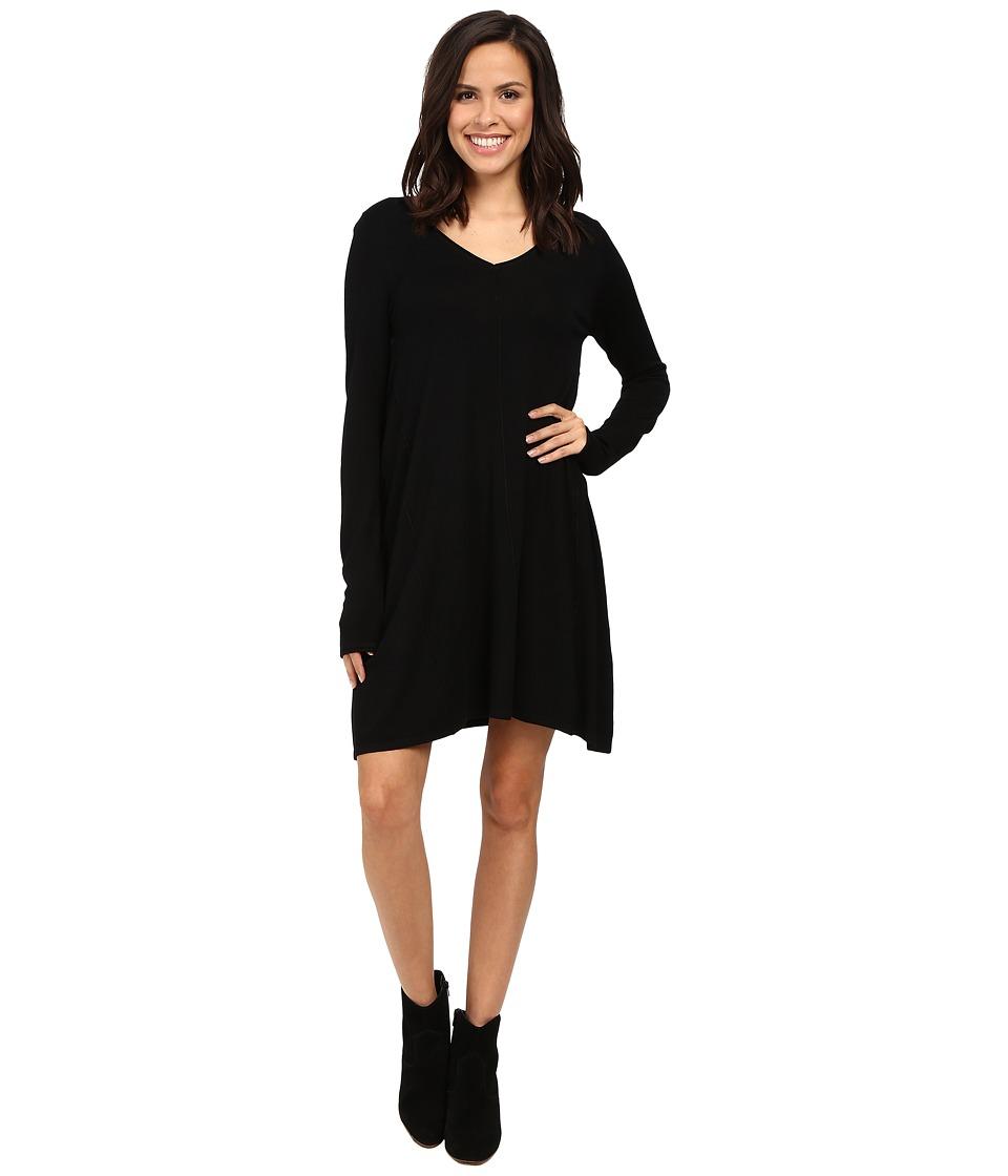 ONLY - Malaga A-Shape Dress (Black) Women's Dress