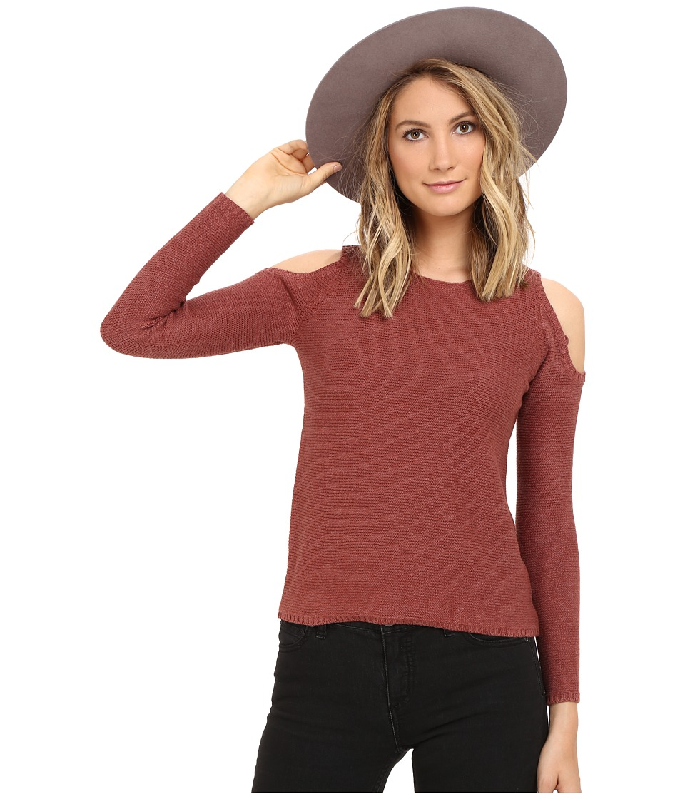ONLY - Fresno Pullover (Henna) Women's Clothing