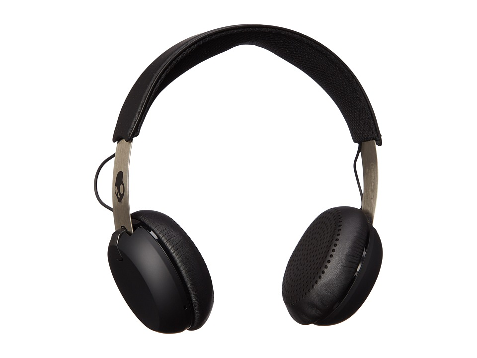 Skullcandy - Grind Wireless (Black/Chrome/Black) Headphones