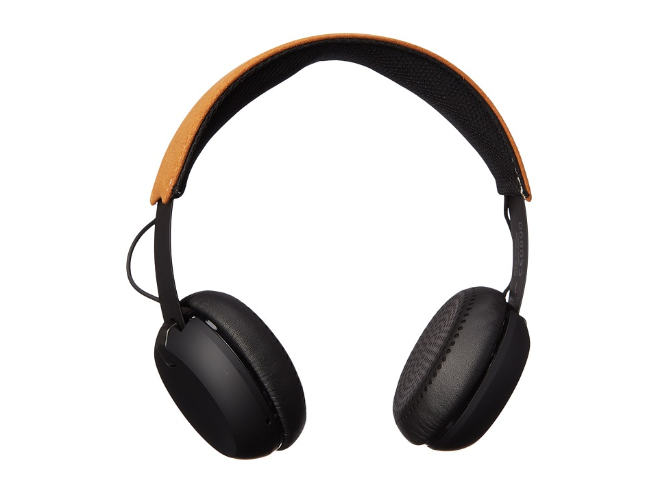 Skullcandy - Grind Wireless (Black/Black/Tan) Headphones