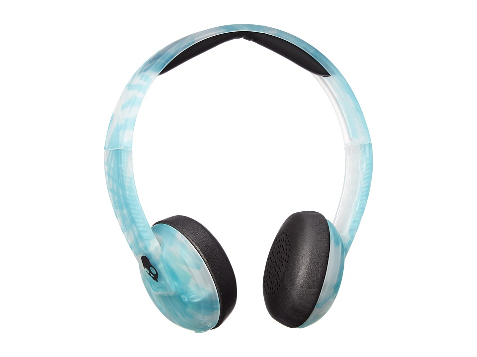 Skullcandy - Uproar Wireless (Clear/Scribble/Black) Headphones