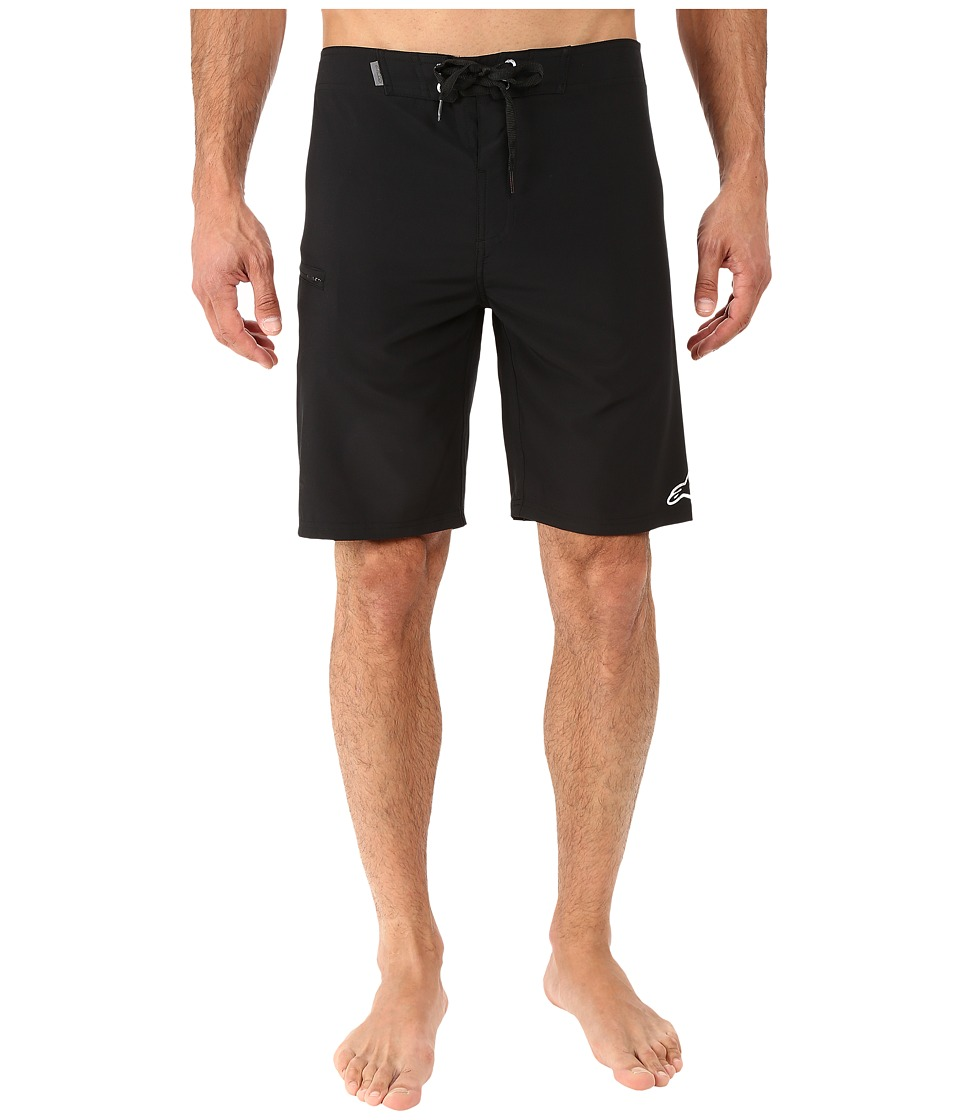 Alpinestars - Focus Boardshorts (Black) Men's Swimwear