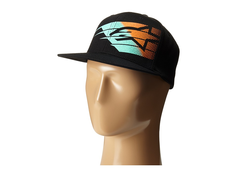 Alpinestars - Code Hat (Black) Caps