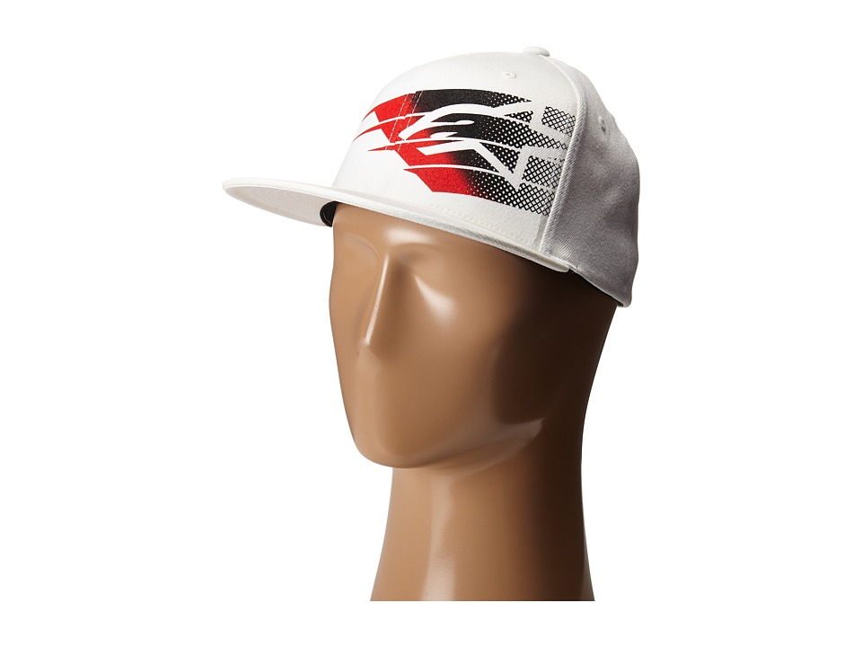 Alpinestars - Code Hat (White) Caps