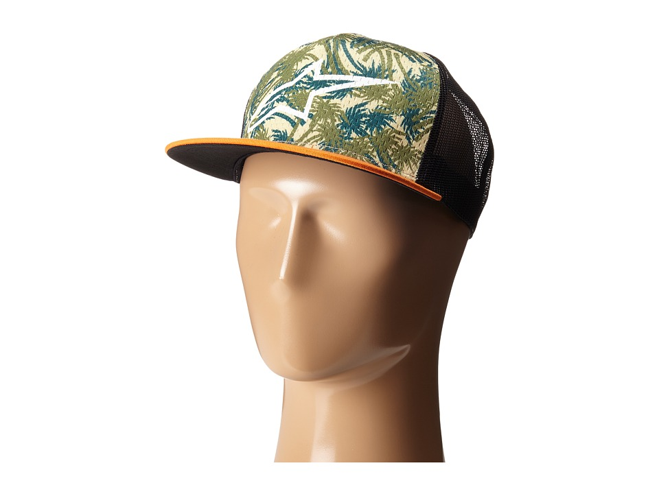 Alpinestars - Vacation Hat (Orange) Caps