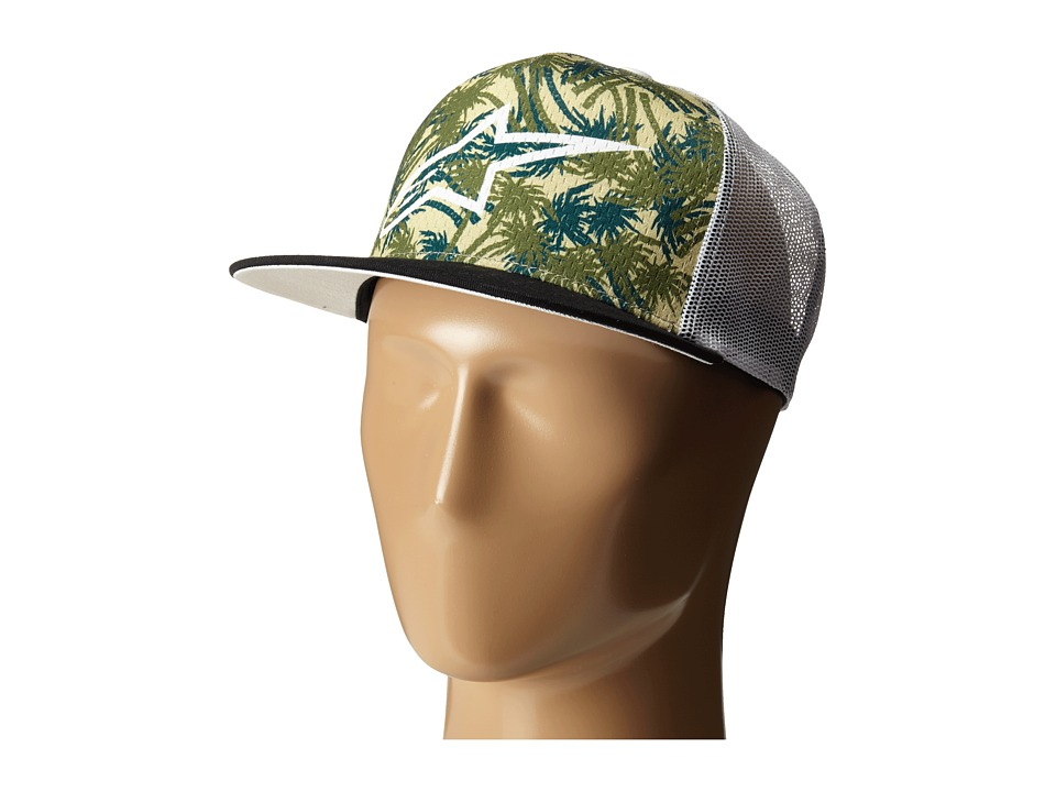 Alpinestars - Vacation Hat (Black) Caps