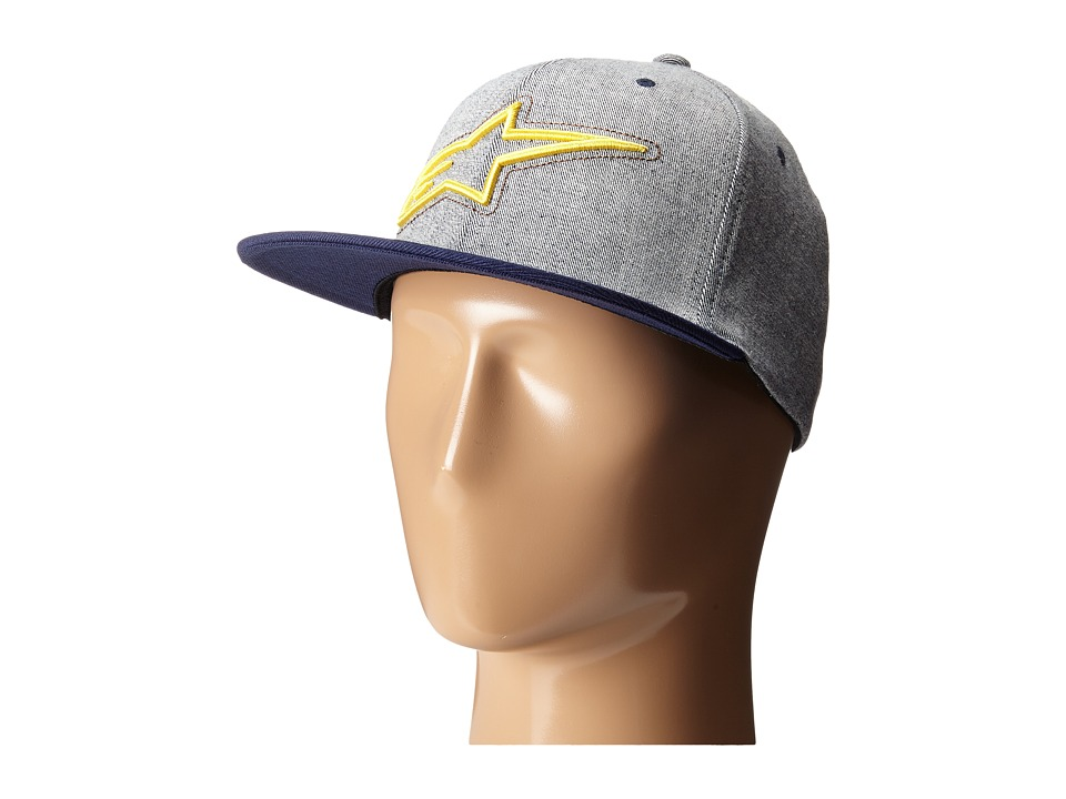 Alpinestars - Brisk Hat (Navy) Caps