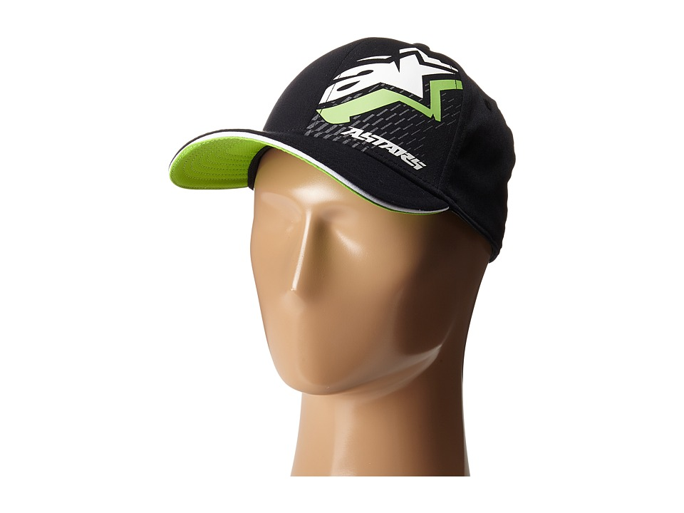 Alpinestars - Offset Hat (Black) Caps