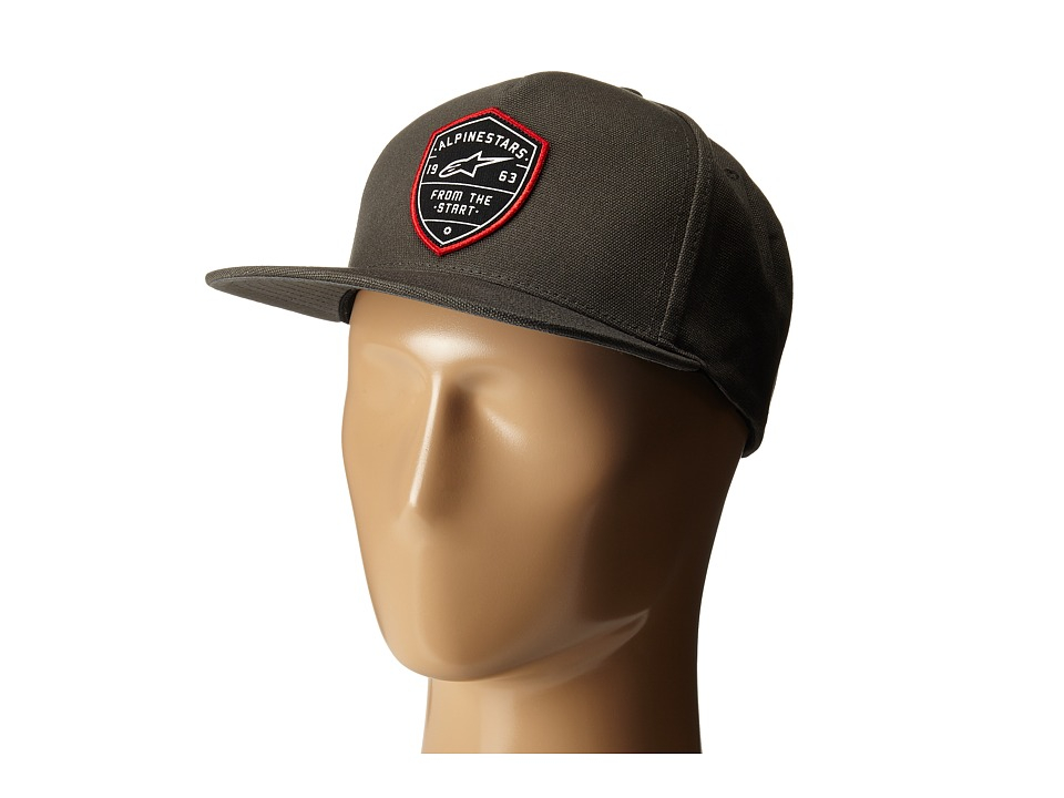 Alpinestars - County Hat (Gray) Caps
