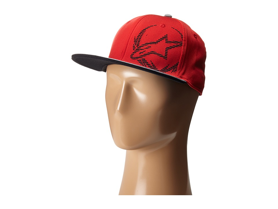 Alpinestars - Octane Hat (Red) Caps