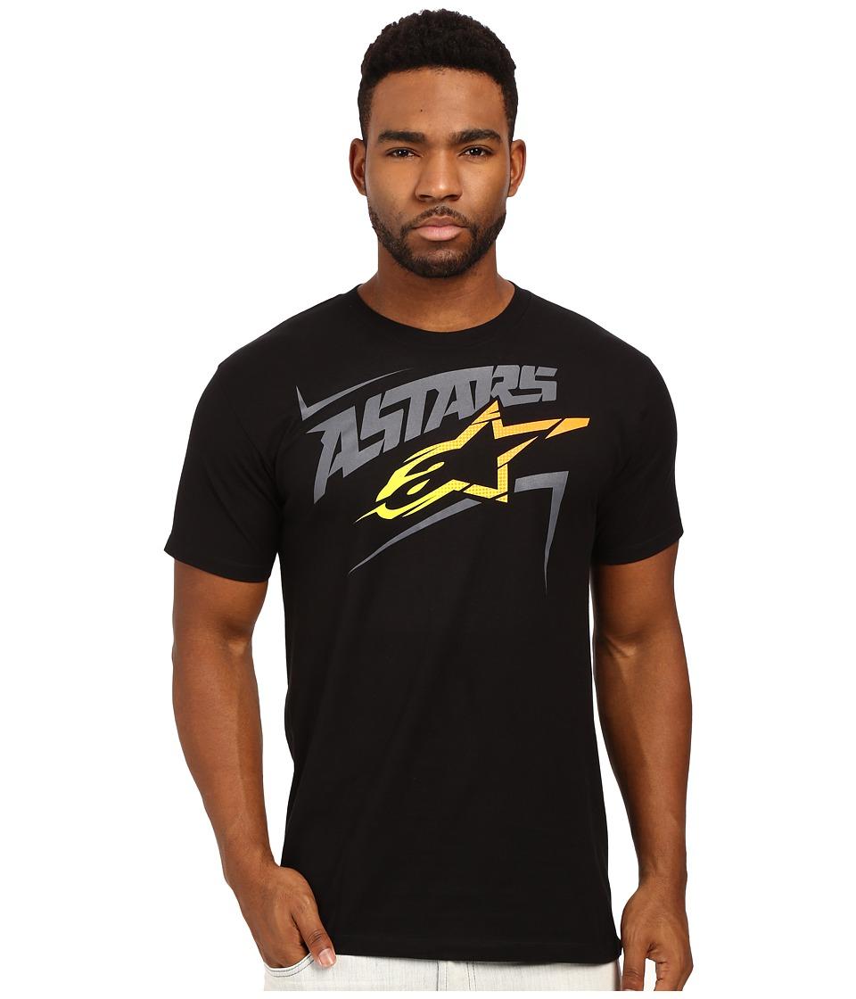 Alpinestars - Camber Tee (Black) Men's T Shirt