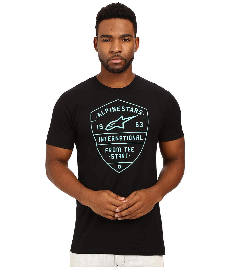 Alpinestars - Opacity Tee (Black) Men's T Shirt