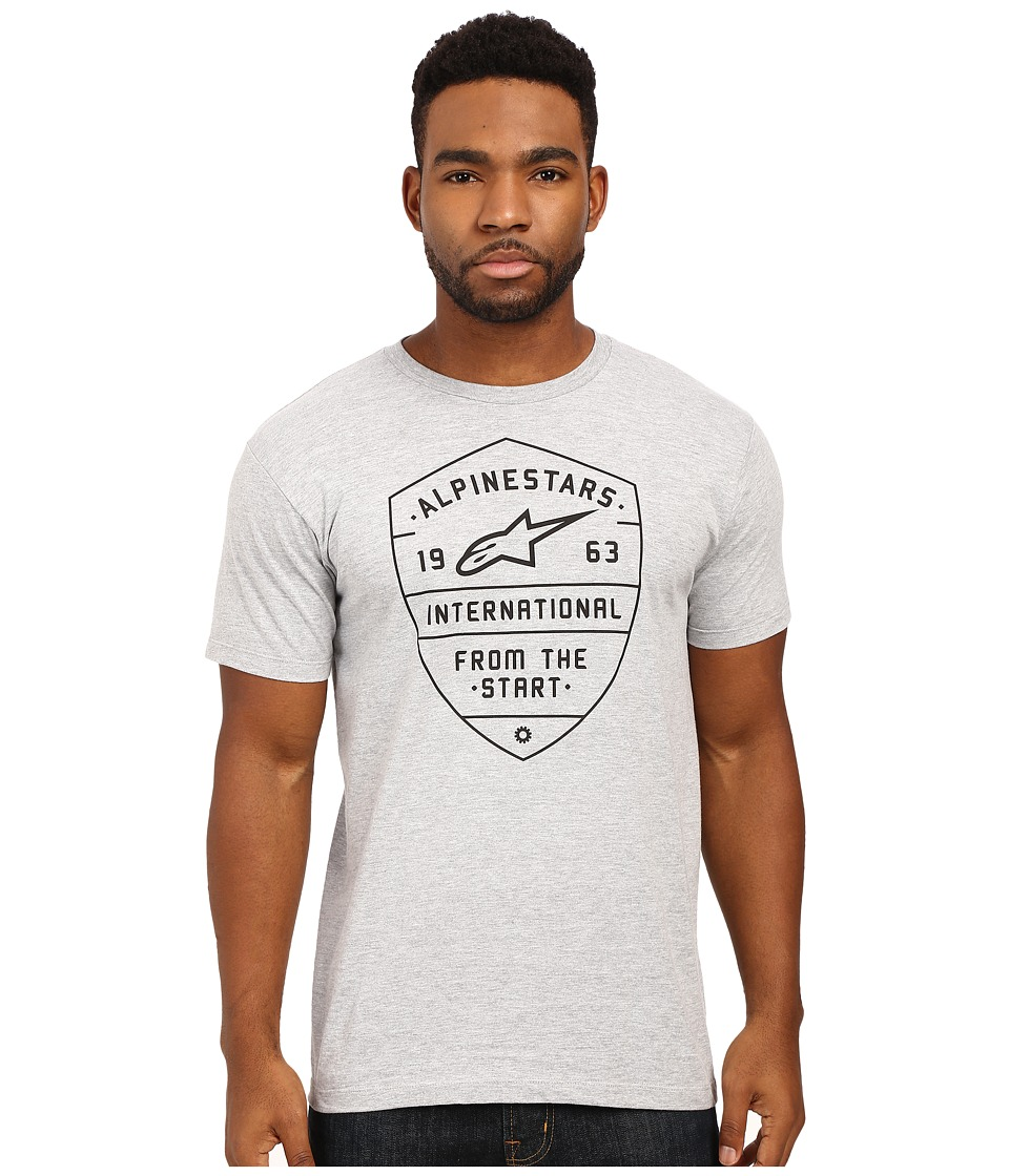 Alpinestars - Opacity Tee (Athletic Heather) Men's T Shirt