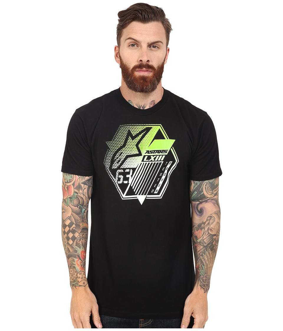 Alpinestars - Sphere Tee (Black) Men's T Shirt