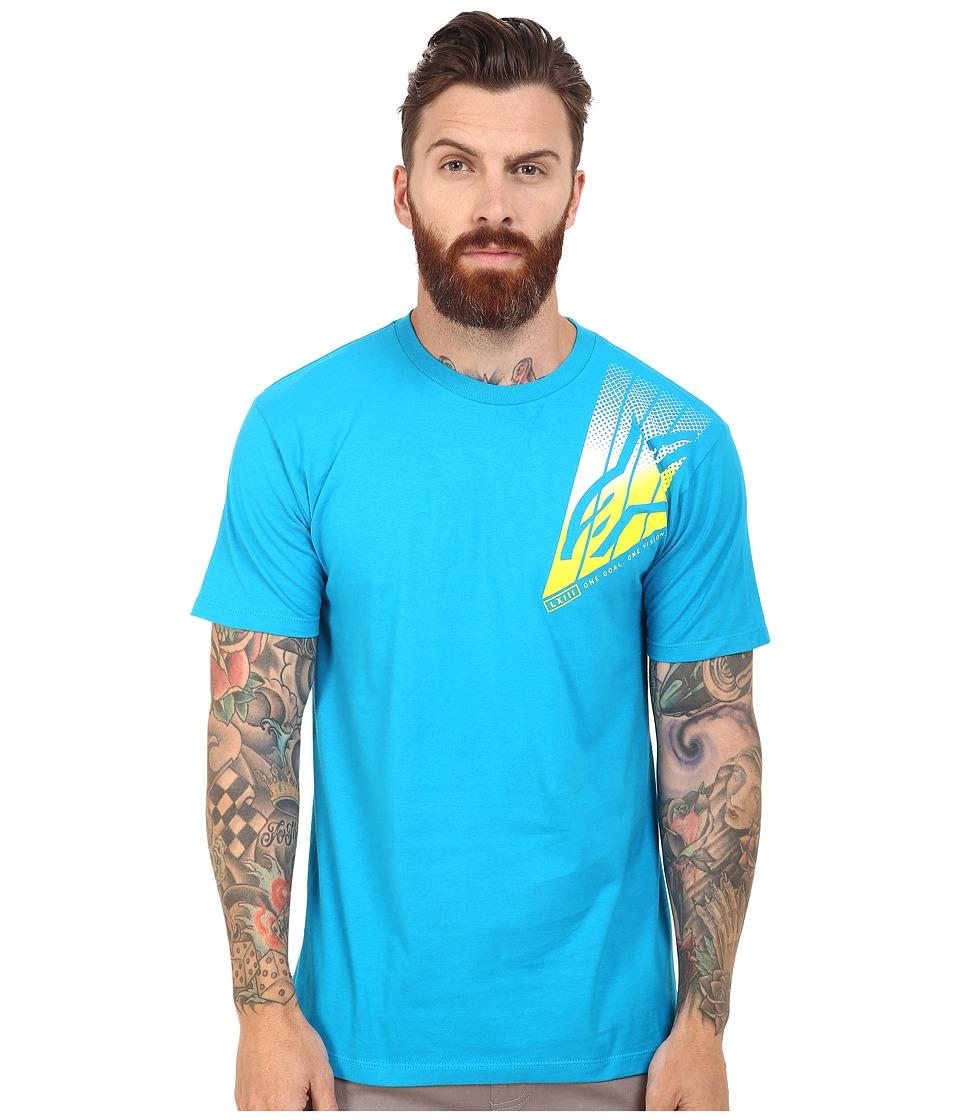 Alpinestars - Code Tee (Turquoise) Men's T Shirt