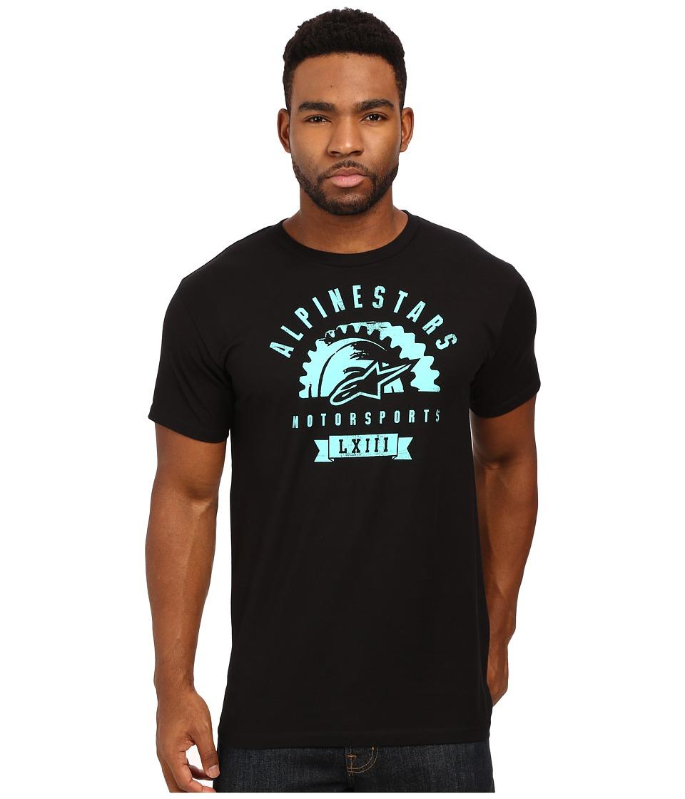 Alpinestars - Apparat Tee (Black) Men's T Shirt