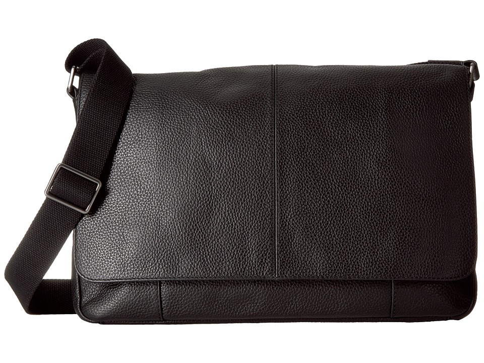 Fossil - Mayfair Messenger (Black) Messenger Bags