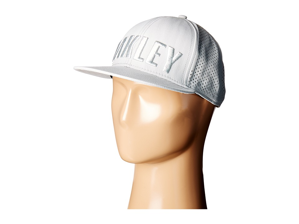 Oakley - Octane Perf Hat (Light Grey) Caps