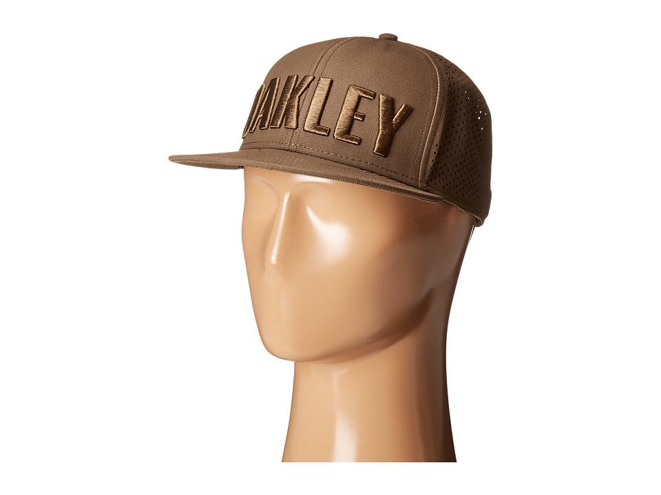 Oakley - Octane Perf Hat (Canteen) Caps