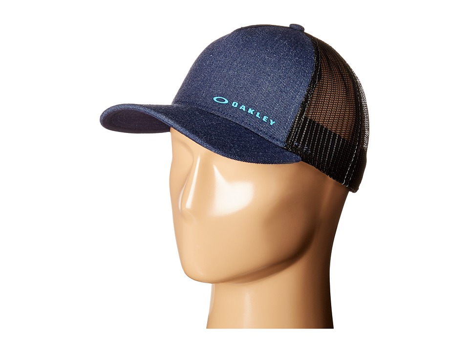 Oakley - Chalten Hat (Fathom Heather) Caps