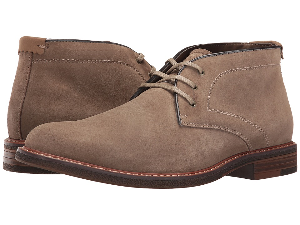 Dockers - Longden (Taupe Suede) Men's Lace up casual Shoes