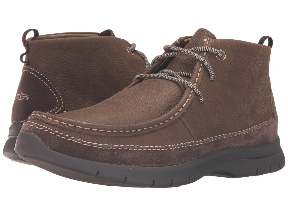 Dockers Woodson (Brown Tumbled Nubuck) Men