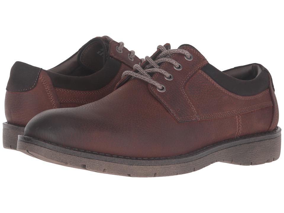 Dockers Banewell (Red Brown Oiled Tumbled Full Grain) Men