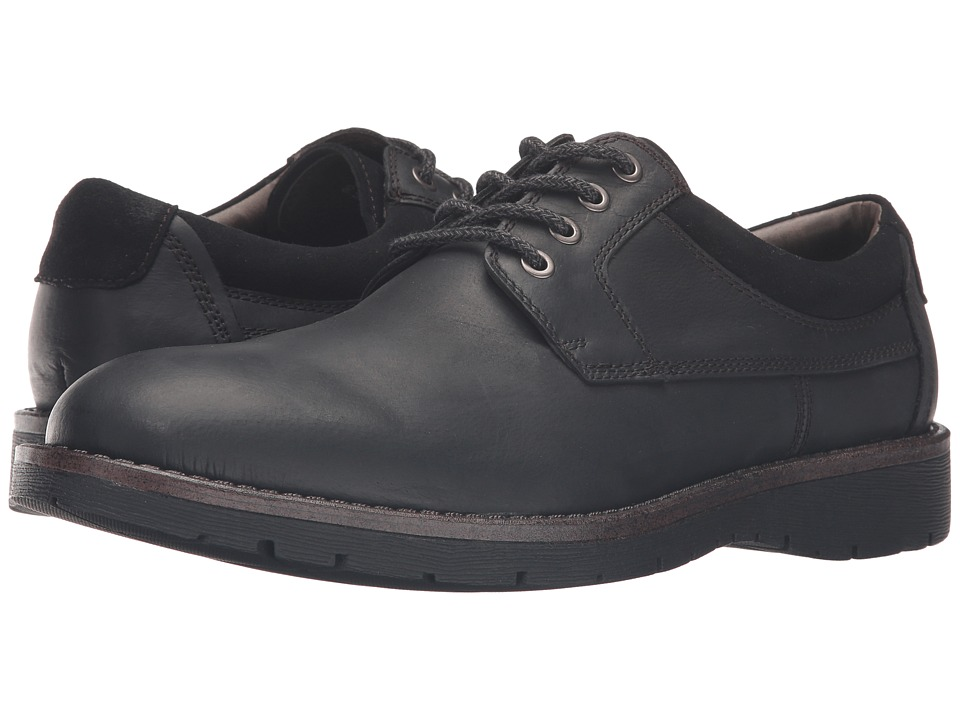 Dockers Banewell (Black Crazy Horse) Men