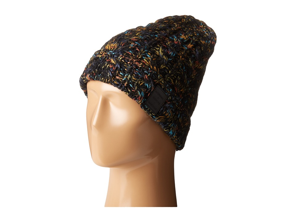 Scotch & Soda - Beanie in Wool Quality with Cable Knit Pattern (17 Multicolor) Beanies