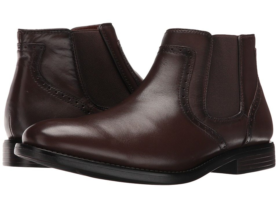 Dockers Westwood (Chocolate Polished Full Grain) Men