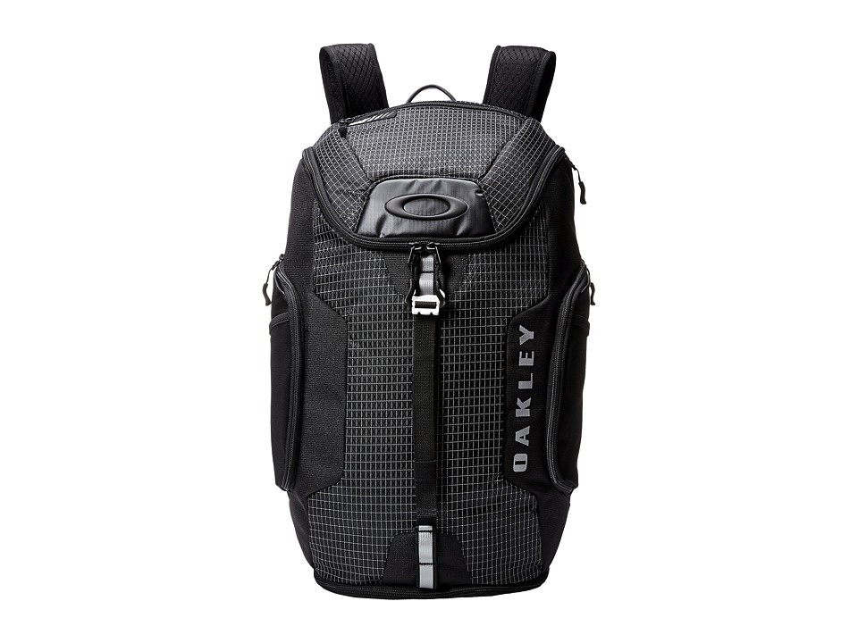 Oakley - Link Pack (Jet Black) Backpack Bags