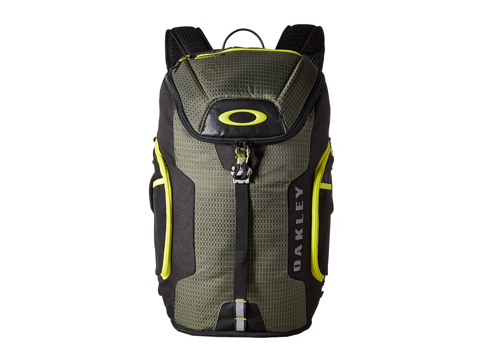 Oakley - Link Pack (Dark Brush) Backpack Bags