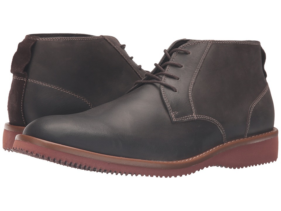 Dockers Merritt (Chocolate Crazy Horse) Men