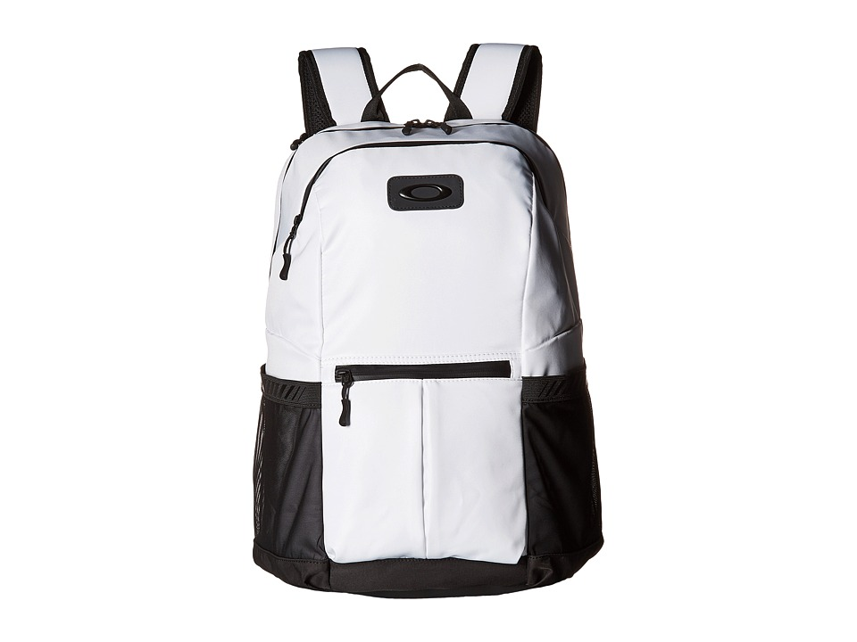Oakley - Rebel Backpack (White) Backpack Bags