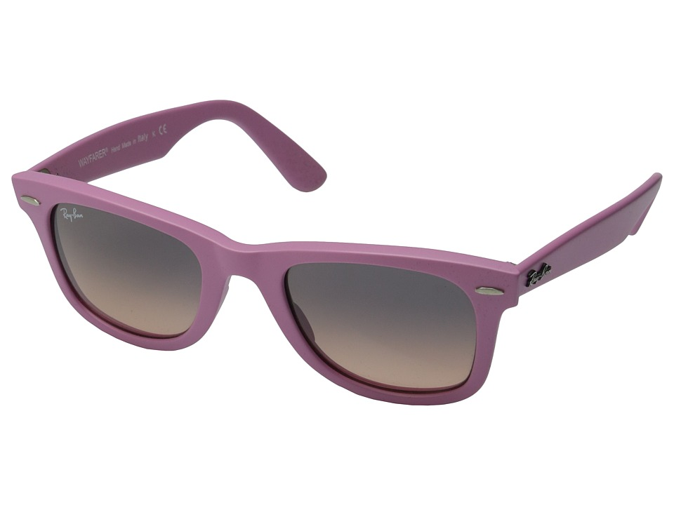 Ray-Ban - 0RB2140 (Matte Pink) Fashion Sunglasses