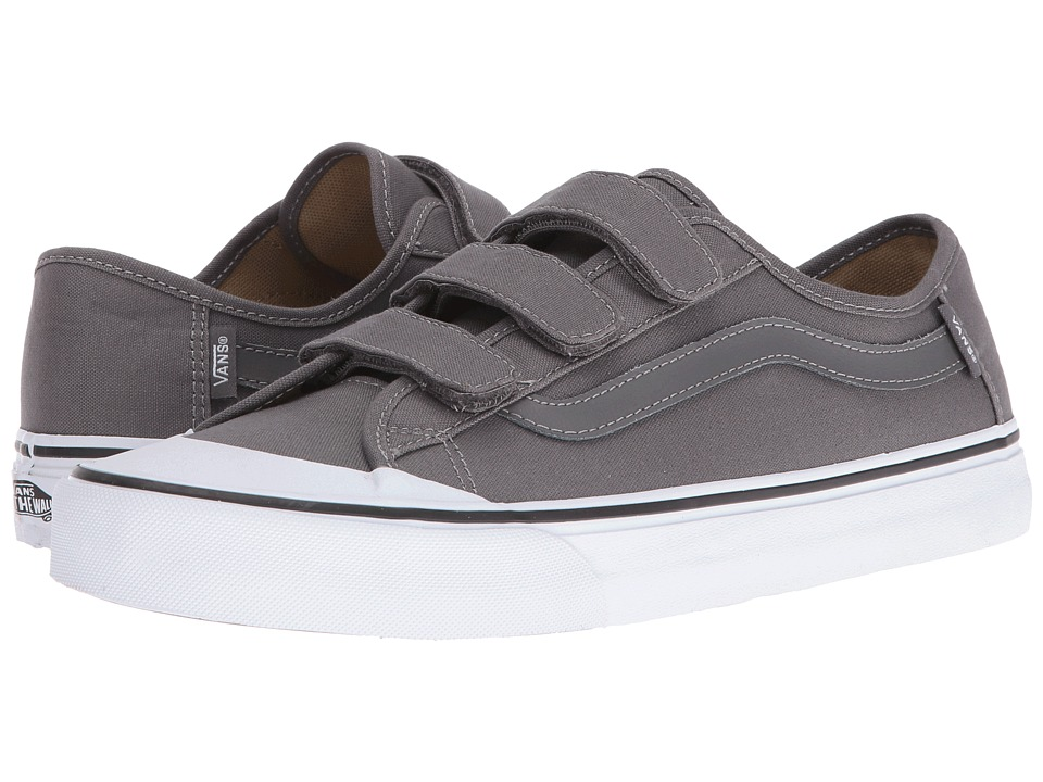 Vans - Black Ball V (Pewter) Men's Shoes