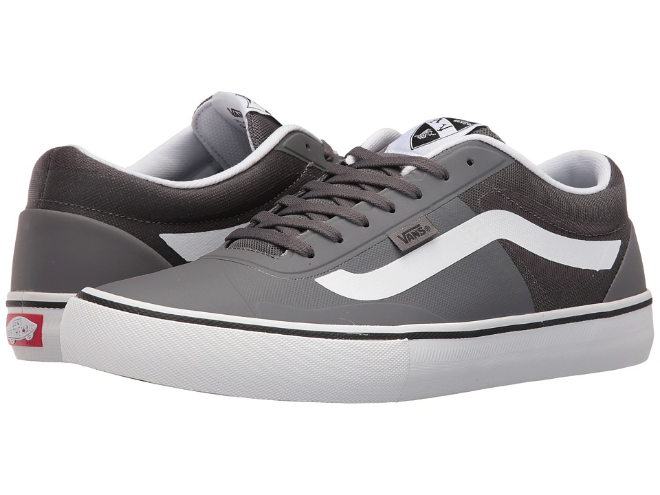 Vans - AV Rapidweld Pro Lite (Tornado/White) Men's Lace up casual Shoes