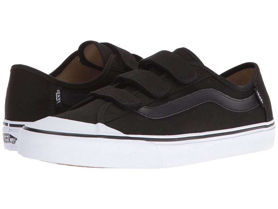 Vans - Black Ball V (Black) Men's Shoes