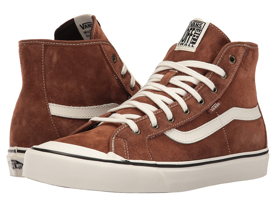 Vans - Black Ball Hi SF ((MTE) Light Brown) Men's Shoes