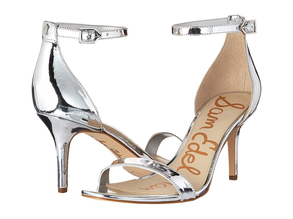 Sam Edelman - Patti (Silver Liquid Metallic) High Heels