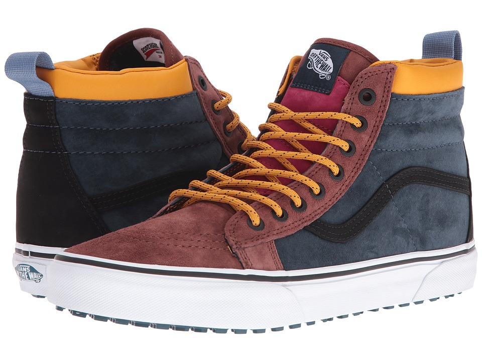 Vans - SK8-Hi MTE ((MTE) Multi/Cappuccino) Skate Shoes
