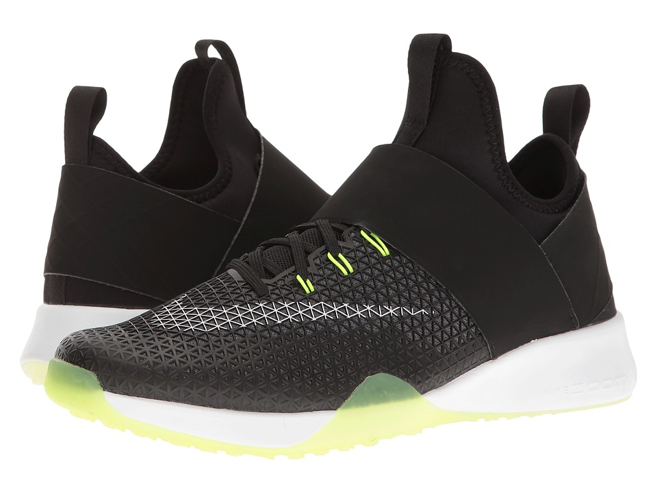 Nike - Air Zoom Strong (Black/White/Dark Grey/Volt) Women's Shoes