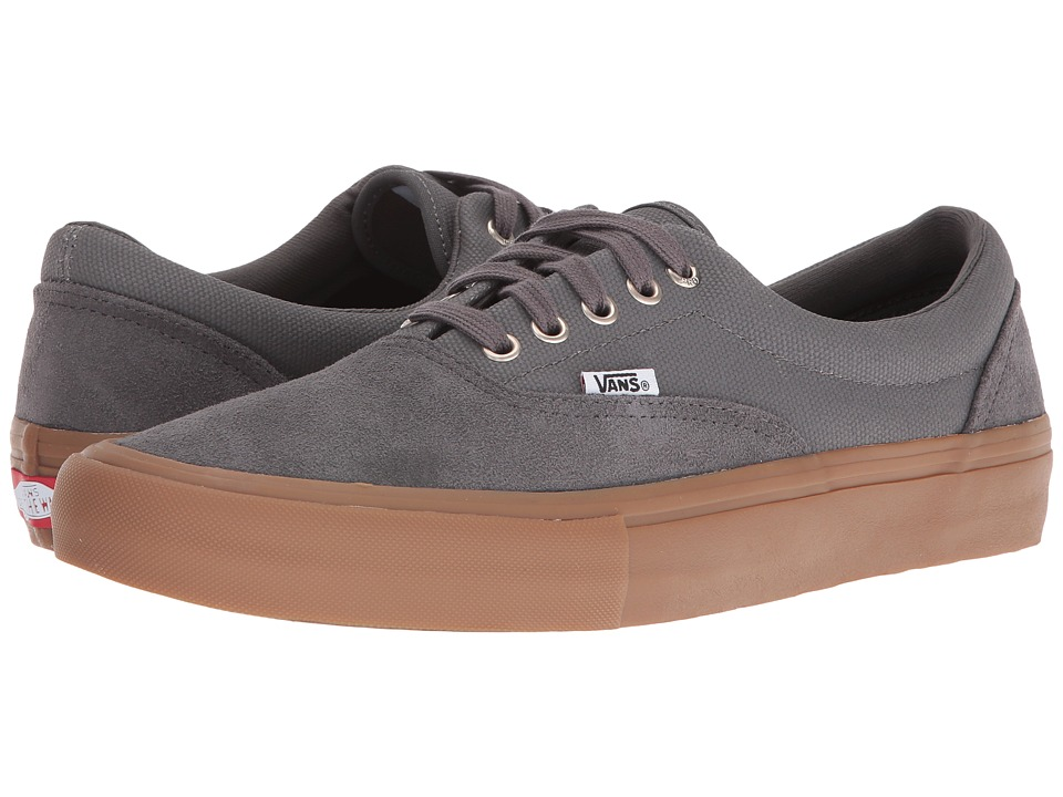 Vans - Era Pro (Pewter/Gum) Men's Skate Shoes