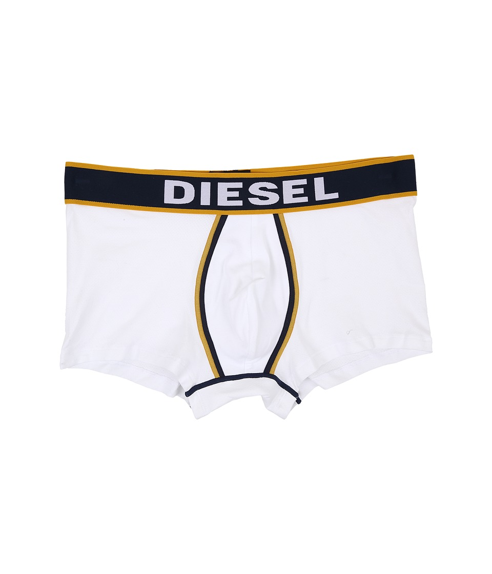 Diesel - Mo-D Boxer Shorts LAMI (Bright White) Men's Underwear