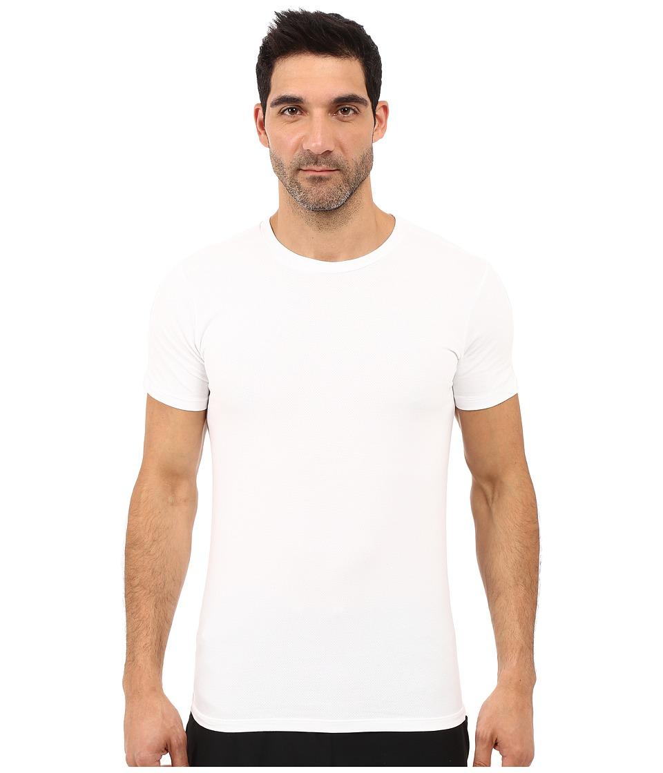 Diesel - Mo-D Teer T-Shirt LAMI (Bright White) Men's T Shirt