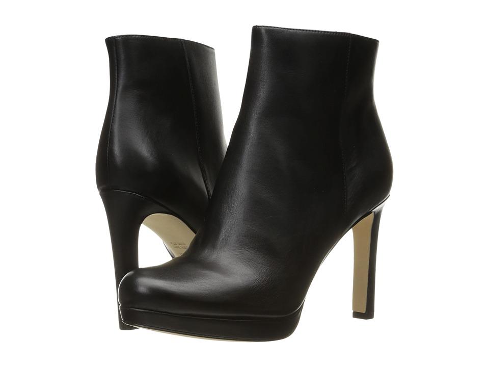 Via Spiga Bettie (Black Harvard Calf Leather) Women